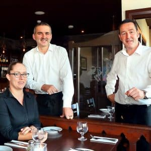MCleary's Restaurant and Café Team