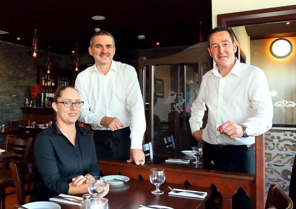 MCleary's Restaurant and Café Team